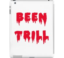 BEEN TRILL iPad Case/Skin