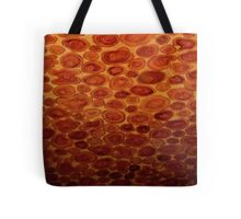 Wooden Lily Pads Tote Bag