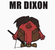 Mr Dixon by icedtees