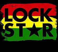 Lock Star Rasta by rembraushughs