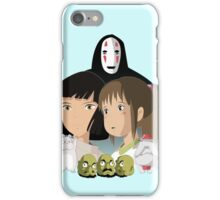 In Spirited Company iPhone Case/Skin