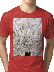 The Snow Tree #2 Tri-blend T-Shirt