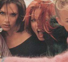 Spice girls 90s  Sticker