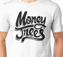 Money Trees - Black Unisex T-Shirt