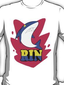 Rin Matsuoka - Splash Free! Club Outfit Design T-Shirt