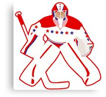 Stars and Stripes Holtby Canvas Print