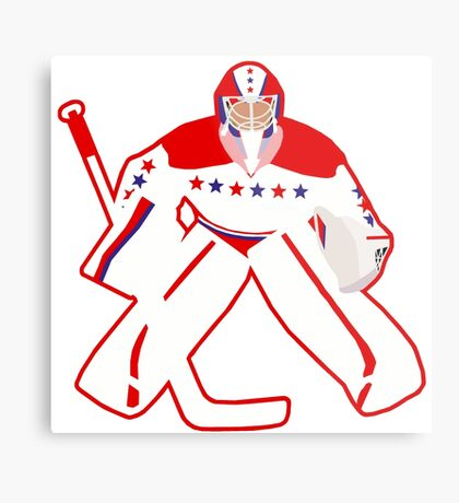 Stars and Stripes Holtby Metal Print
