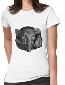 Elefante 2016 (Practice) Womens Fitted T-Shirt