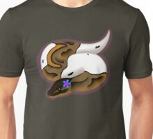 flower ball python Unisex T-Shirt