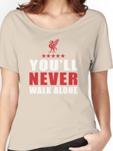 Liverpool Fans Women's Relaxed Fit T-Shirt