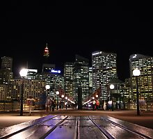 Sydney, Australia - night time walk by Matthew Taylor