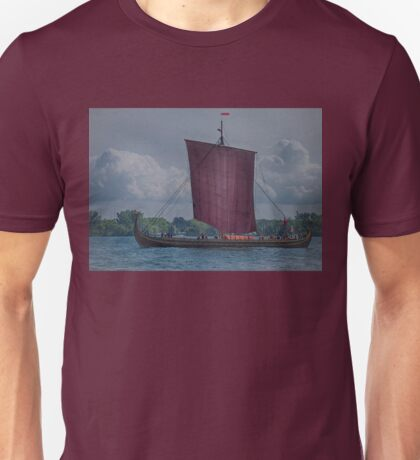 The Draken Harald Harfagre at Toronto's Harbourfront Unisex T-Shirt