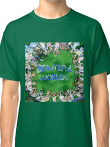 [Hetalia] Beautiful World! #10YrsOfHetalia Classic T-Shirt