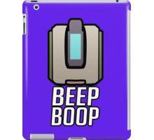 Beep Boop iPad Case/Skin