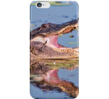 Lacassine Laughter iPhone Case/Skin