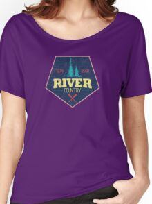 River Country. It used to exist. Women's Relaxed Fit T-Shirt