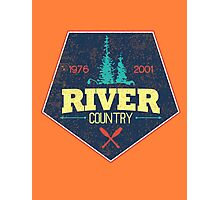 River Country. It used to exist. Photographic Print