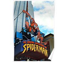 The Amazing Adventures of Spider-Man Poster