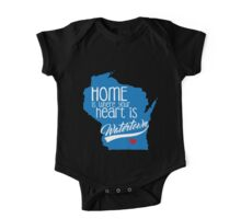 Home is Watertown One Piece - Short Sleeve