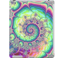 Psychedellic Fractal iPad Case/Skin