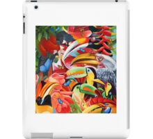 Jungle Colours iPad Case/Skin