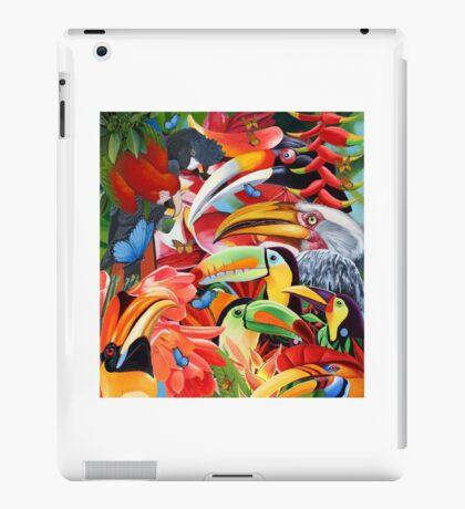 Jungle Colours iPad Case/Skin