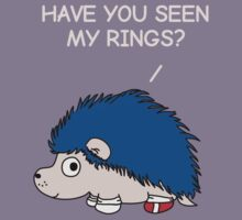 Have you seen my rings? T-Shirt