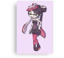 Callie - Splatoon Canvas Print