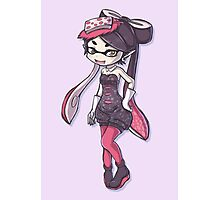 Callie - Splatoon Photographic Print