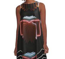 Neon Bible A-Line Dress