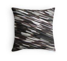 Porcupine Pattern Throw Pillow