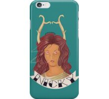Nicky Nichols Deer Case iPhone Case/Skin