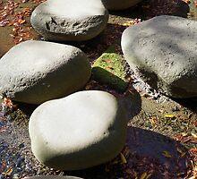 Stepping Stones by tensaijanai