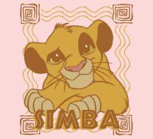 Simba Cub - The Lion King Kids Tee