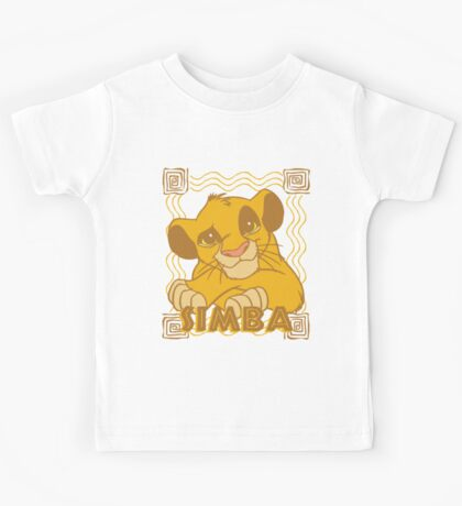 Simba Cub - The Lion King Kids Tee