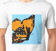Welcome Autumn Butterfly #2 Unisex T-Shirt