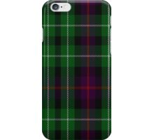 02034 Cunningham-Wilson's No. 120 Fashion Tartan  iPhone Case/Skin