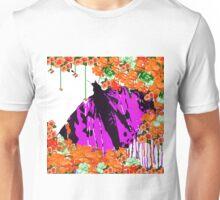 Autumn Butterfly In My Garden Unisex T-Shirt