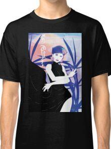 SOUL Beauty: Underground Garden - Queen of Diamonds Classic T-Shirt
