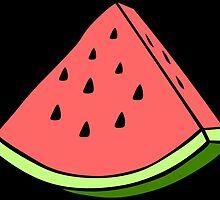 Watermelon by NovasBoo