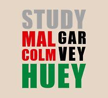 Study Malcolm Garvey Huey  Unisex T-Shirt