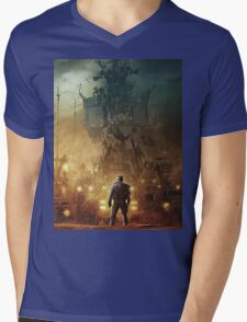 Mad Max Mens V-Neck T-Shirt