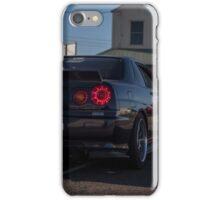 Nissan R34 Skyline  iPhone Case/Skin