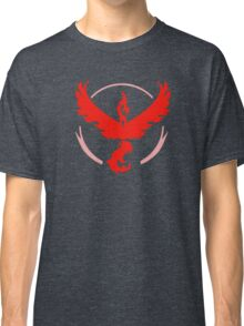 Team Valor Pokemon Go  Classic T-Shirt