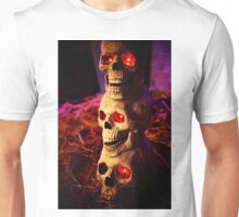 Skull Sculpture Unisex T-Shirt