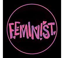 Feminist Circle Photographic Print