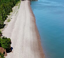 Pangburn Beach I by Kathleen Daley