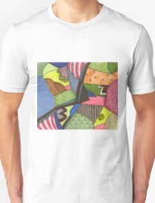 Coast View 01 (2013) Postcard Unisex T-Shirt