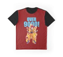 OVER 9000! Graphic T-Shirt