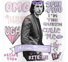 Tumblr Adam Poster
